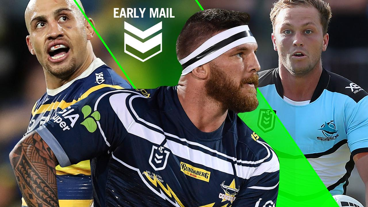 NRL Early Mail for Round 11.