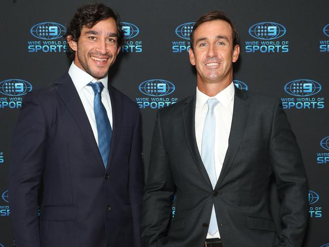 Johnathan Thurston and Andrew Johns will forever be in the GOAT conversation.