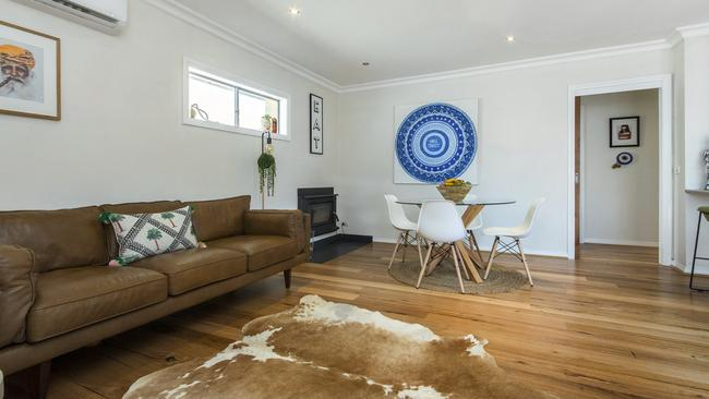 Melbourne buyers are interested in the property because of its location to the train station.