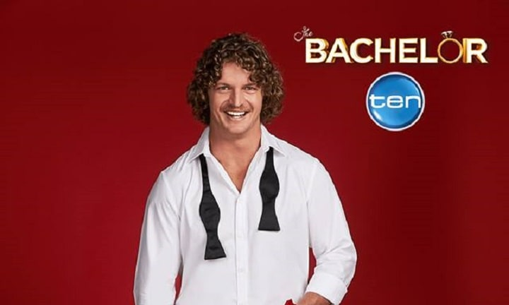 Ladies, enjoy your first glimpse of Australia's new bachelor in the nude
