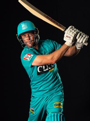 AB De Villiers will play in South Africa before joining Brisbane Heat.