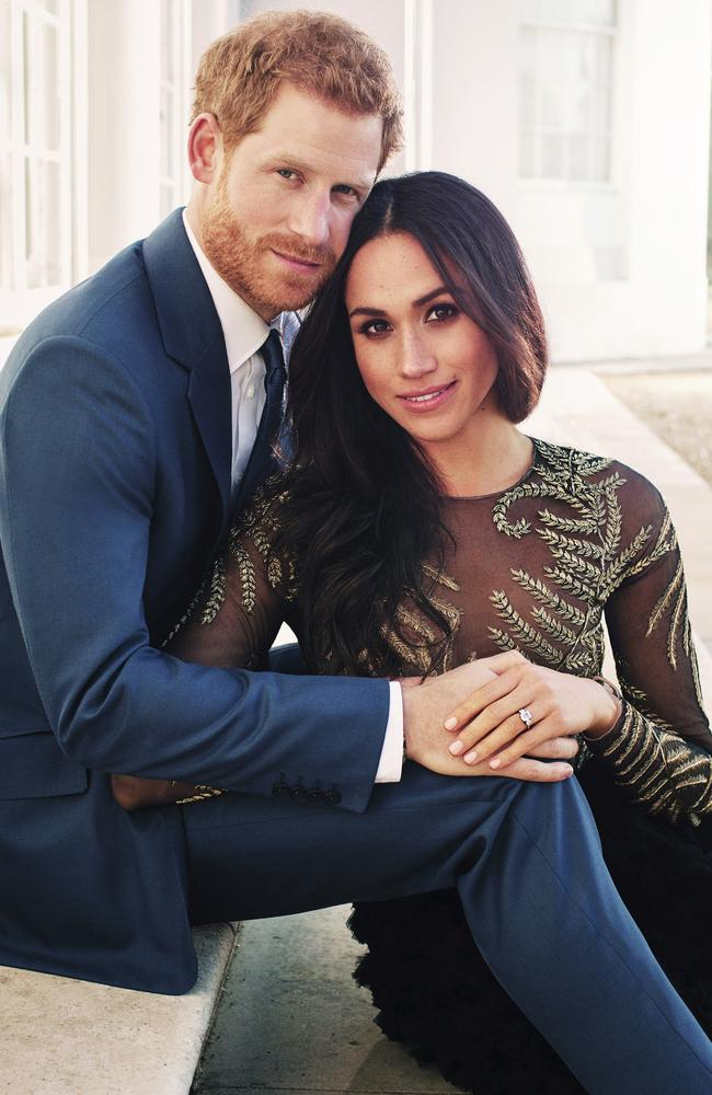 Prince Harry and Meghan Markle are due to wed this month. Picture: AP