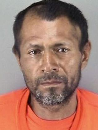 Jose Ines Garcia Zarate did not deny shooting Kate Steinle. Picture: Supplied.