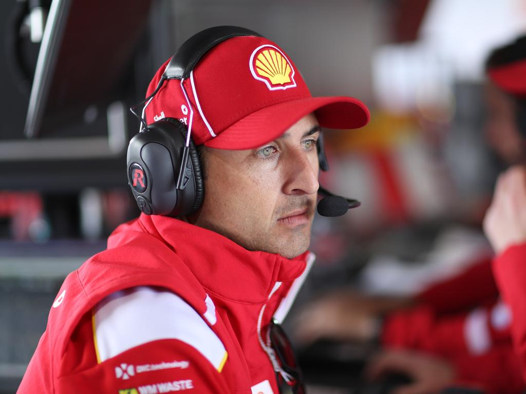 Fabian Coulthard. Picture: Tim Hunter.