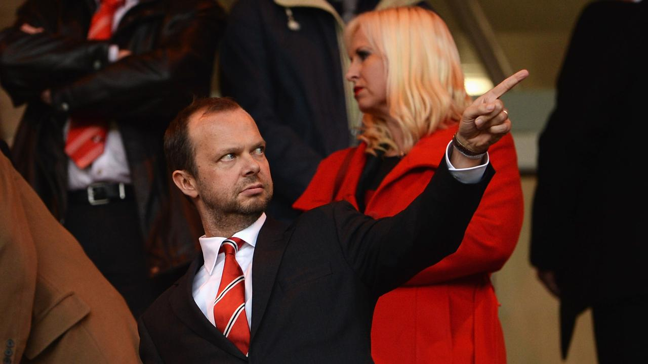 Ed Woodward insisted commercial matters do not supersede football ones.