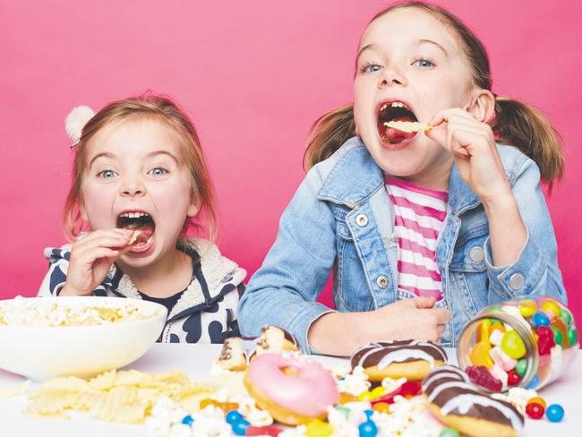 Currently in Australia, there are rules restricting the way junk food is advertised to children