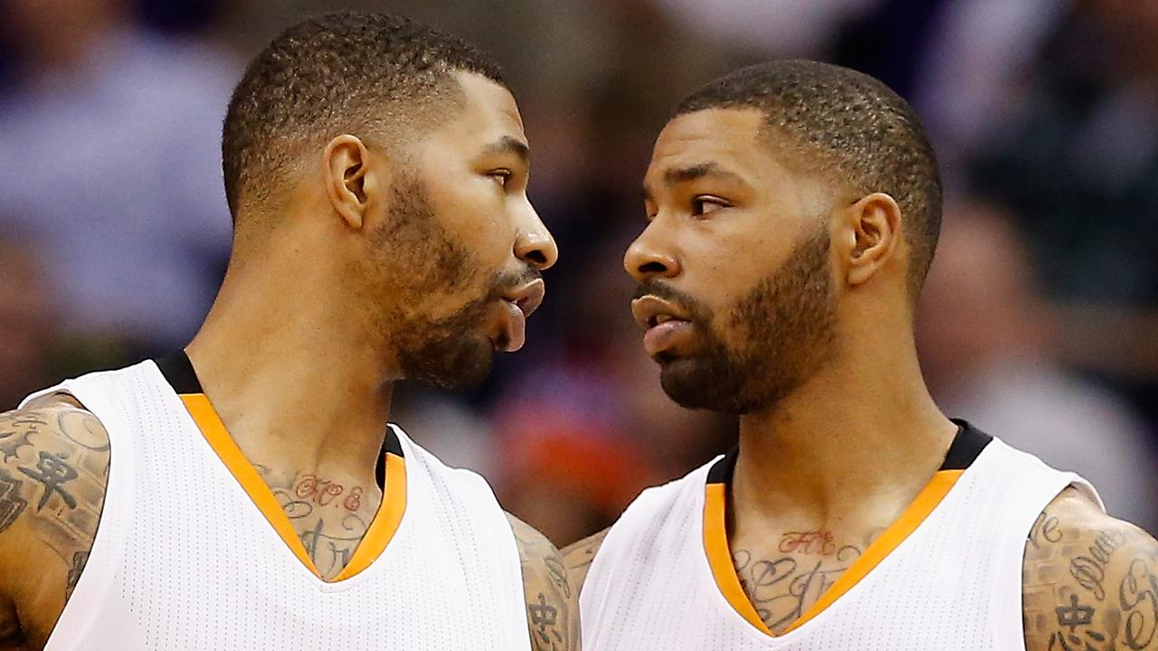 Markieff Morris reportedly plans to sign with the Los Angeles Lakers.