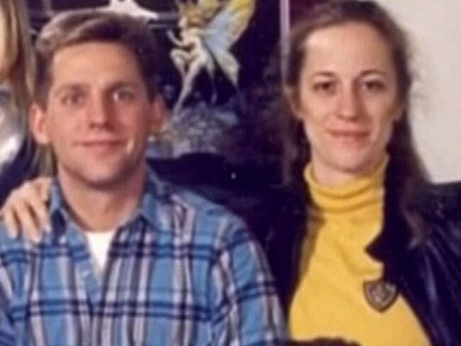 Shelly and David Miscavige.