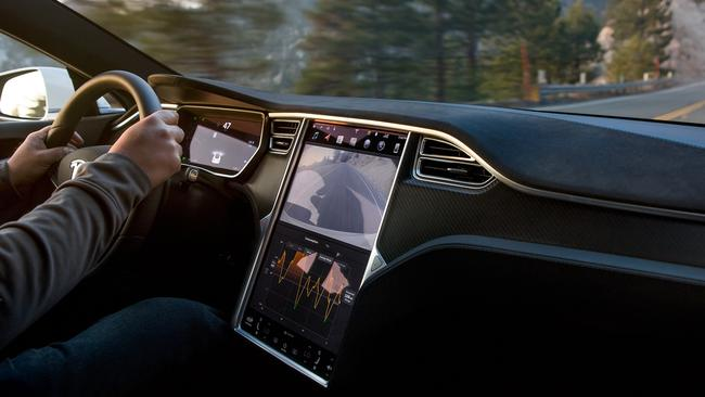 Tesla claims its vehicles will be capable of autonomous driving by the end of the year.