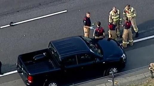 Monash freeway crash: Narre Warren man identified as motorbike