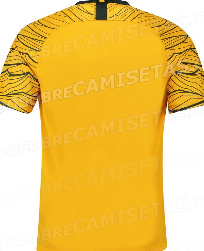 finest selection 43d72 c181c World Cup kits: Socceroos, Australia, leaked, confirmed date ...