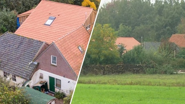 Dutch family found locked in secret room on isolated farm