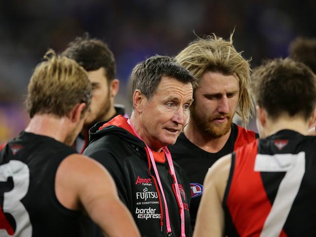Worsfold is also under fire.