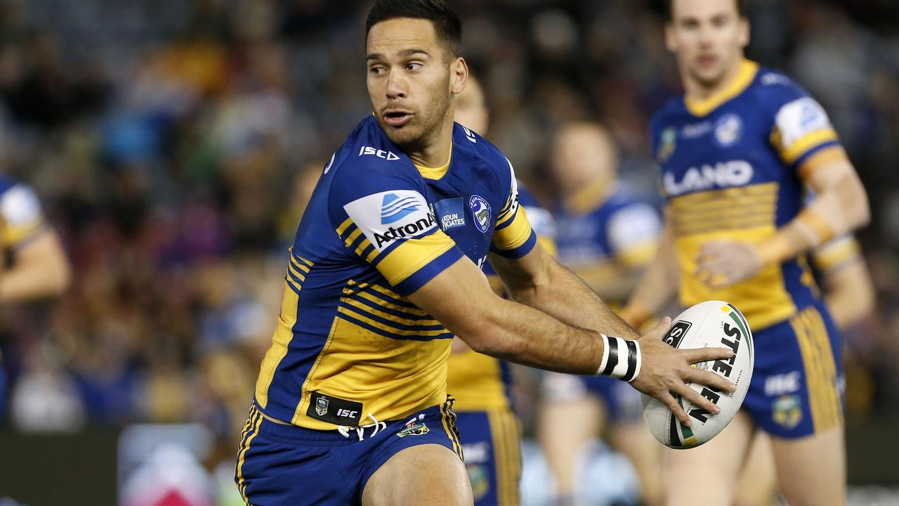 Corey Norman is set to leave the Eels and join the dragons