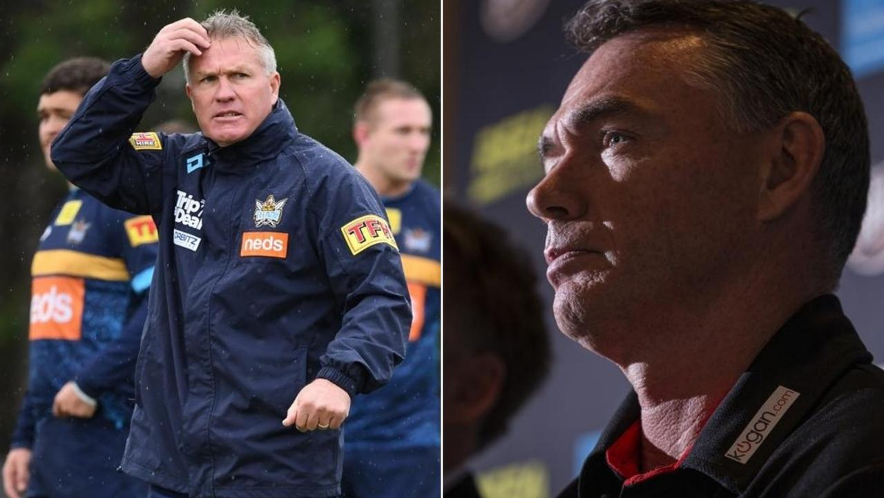Garth Brennan and Alan Richardson have both been sacked within a matter of days.
