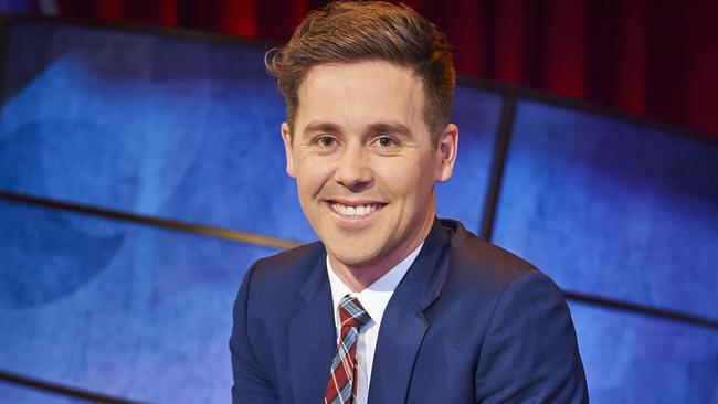 Ratings fail ... Spicks and Specks host Josh Earl took to Twitter after the ABC announced that it had axed his music quiz show.