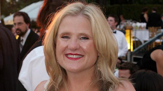 Big donor ... Nancy Cartwright, the voice of Bart Simpson, is a Scientologist. Picture: AP
