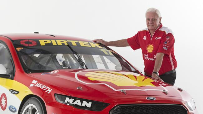 Shell and DJR Team Penske have extended their naming rights partnership.