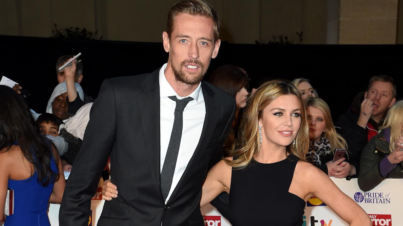 Crouch is married to model Abbey Clancy.
