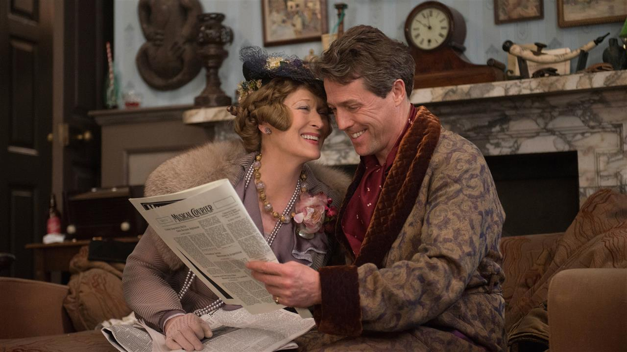 Film Clip: 'Florence Foster Jenkins'