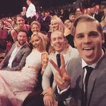 The 2016 AACTA Awards. The Burleigh Brewing team. Picture Instagram