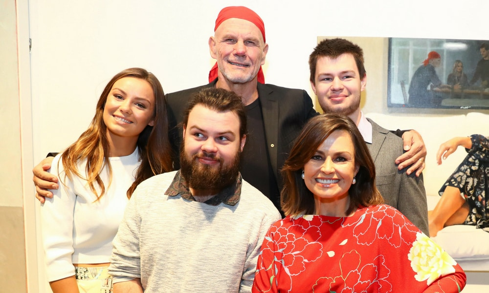lisa-wilkinson-family