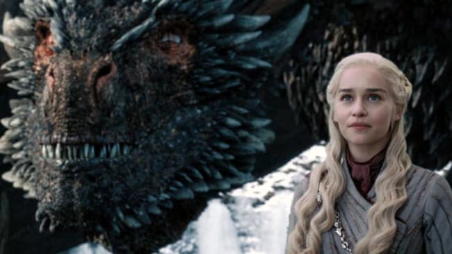 Okay, so the dragons aren't totally based on true events. Image: HBO