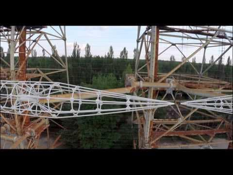 UKRAINE: Drones Explore Chernobyl 30 Years After Nuclear Disaster Multiple