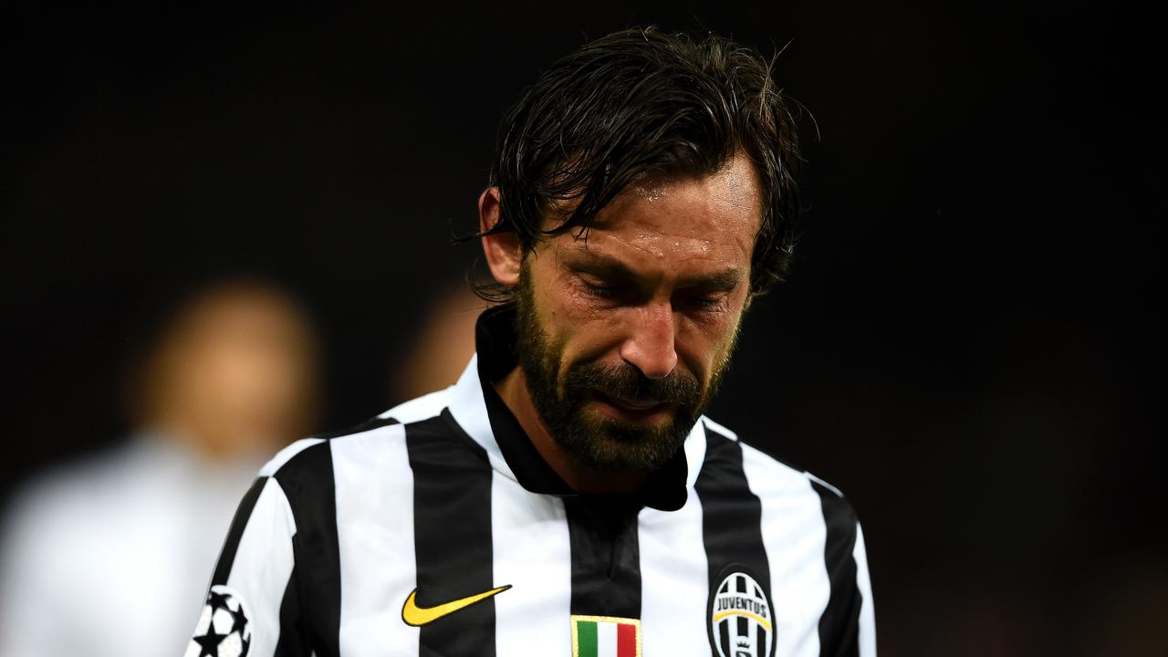 Andrea Pirlo of Juventus could play for Avondale FC in the FFA Cup