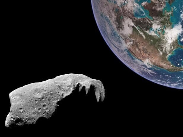 Asteroids are 'small bodies' that don't often pose a threat to our planet.