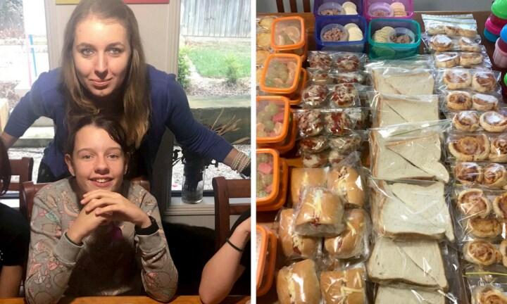 'I feed my entire family breakfast and lunch for just $15 a week'