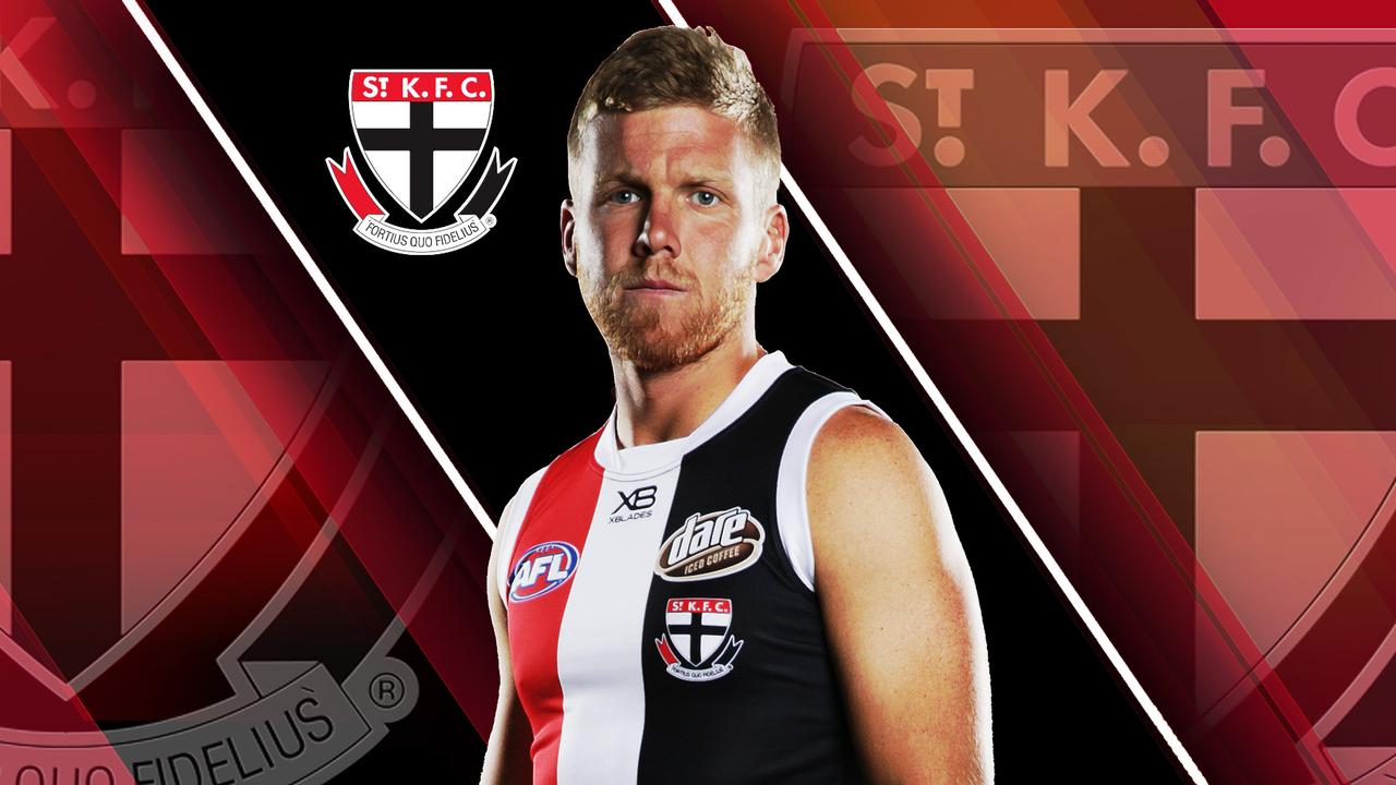 Dan Hannebery has joined St Kilda.