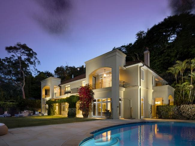 26 Olola Ave, Vaucluse, sold to finance man Andrew Griffin for $17 million