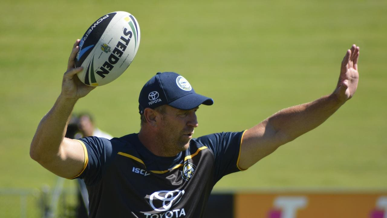 Cowboys assistant John Cartwright 'fell out of love with league