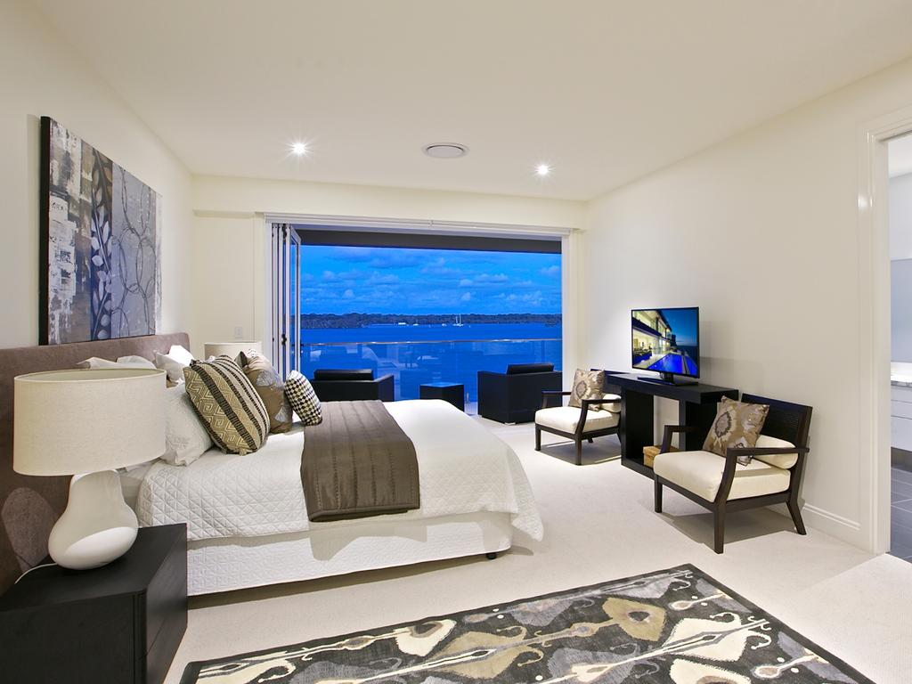 "<span class=""h2"">THE SOVEREIGN ISLANDS</span> 60 Knightsbridge Pde East, The Sovereign Islands PRICE: $3.3 million SOLD: August 21, 2015 AGENT: Edin Kara, Ray White Sovereign Islands SOVEREIGN Islands Owners Corporation chairman Ann Glenister didn't have far to move after buying this mansion. She had just sold her Venetian-style palace at 38-40 Knightsbridge Pde East, which features as the number one property in this magazine. Features her new three-level home include luxurious open plan living areas, all with Broadwater views. There is also a media room with space for 12 -14 seats while the kitchen comes with an island bench and butler's pantry. It also has a servery to the tiled deck outside, where the owners can enjoy poolside dining."