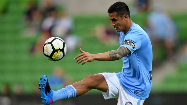 Tim Cahill cut short his stint at Melbourne City to play with Milwall.