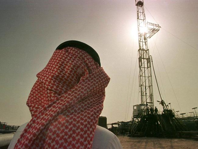 Saudi Arabia has long relied on its oil wealth, but will have to weather a storm of low prices.