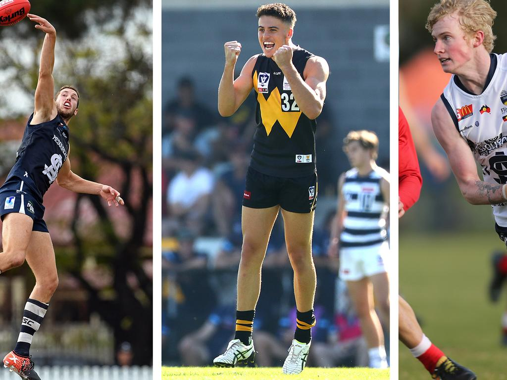 Three players have been added to the mid-season draft medical testing.