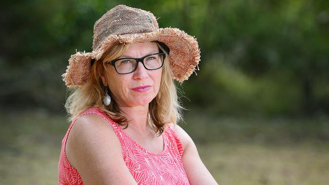 Rosie Batty has been a prominent family violence campaigner since her son Luke was brutally murdered by his own father five years ago. Picture: Nicki Connolly