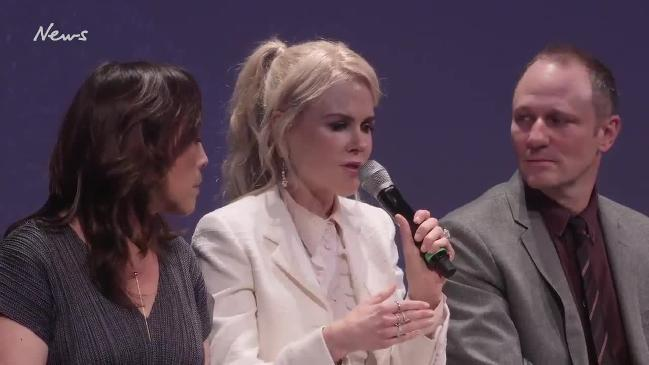 'That's an awful question'- Nicole Kidman shuts down audience member in Q&A