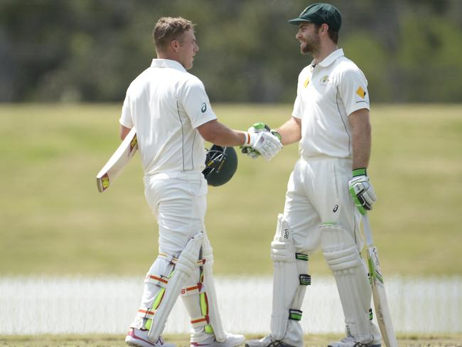 Aaron Finch and Ryan Carters put on a scarcely believable 501-run partnership against New Zealand in 2015.