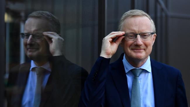 Reserve Bank of Australia Governor Philip Lowe is against going into negative rates.