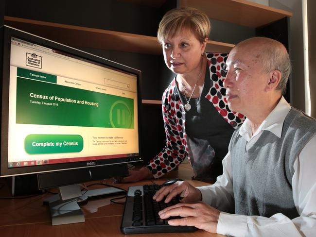 The Census was conducted online for the first time this year.