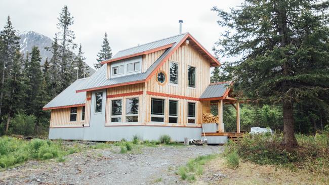 Bearing up: Tebay Lodge, Wrangell-St Elias National Park, Alaska
