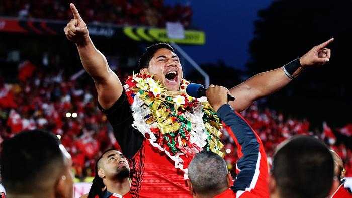2017 Rugby League World Cup - Semi Final 2: Tonga v England