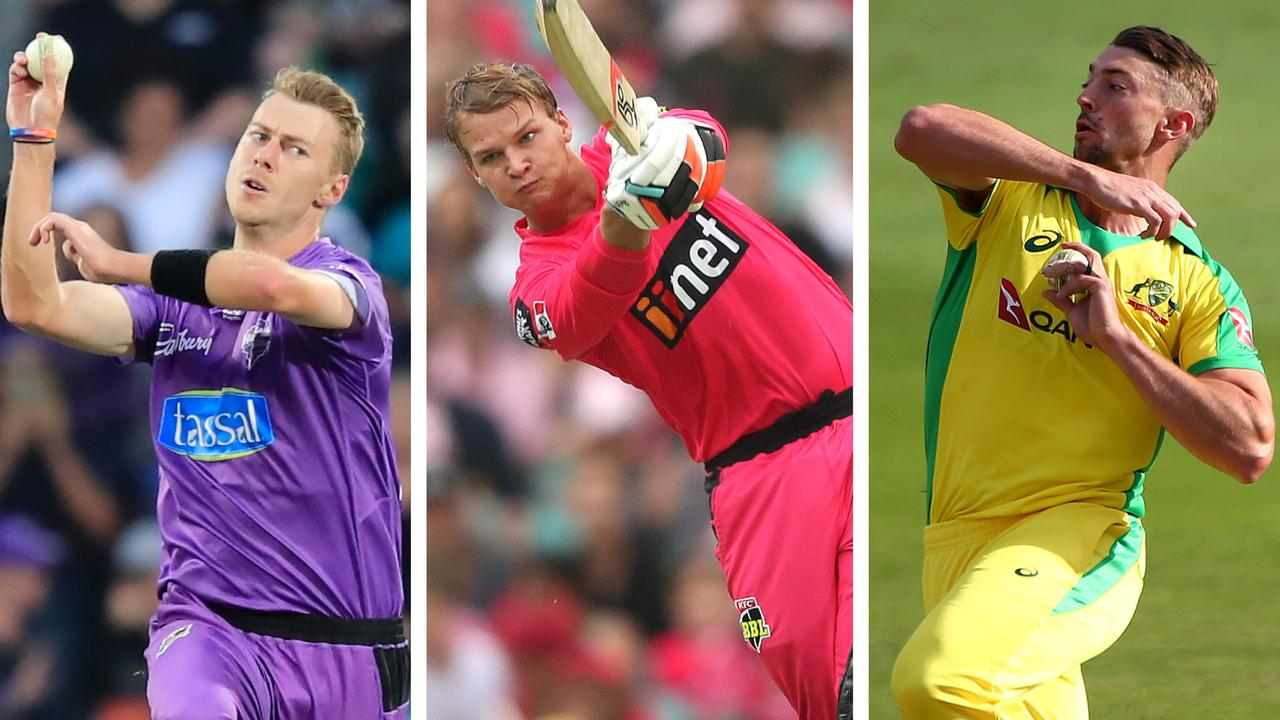 There are three new faces in the Australia squad.