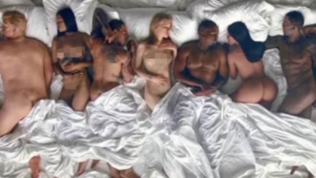Taylor Swift sex tape video
