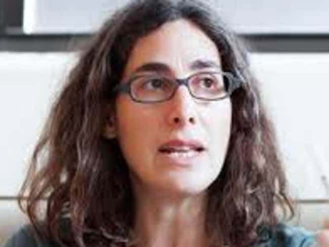 Host and co-producer of Serial, Sarah Koenig.