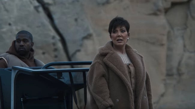 How much was Kris Jenner paid to wear that coat?