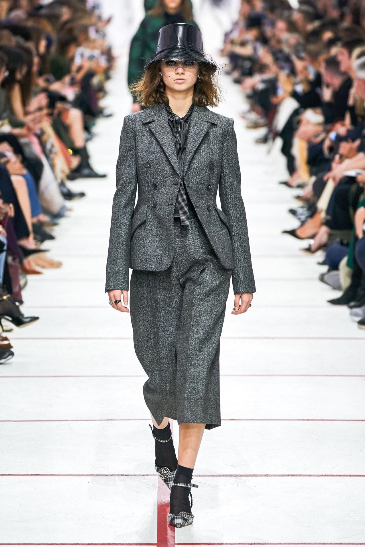 Christian Dior ready-to-wear autumn/winter '19/'20. Image credit: Gorunway.com